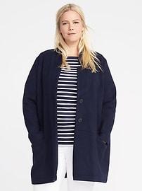 Manteau de tous les jours, taille Plus