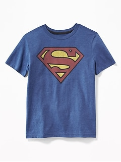 T-shirt Superman de DC ComicsMC pour garçon