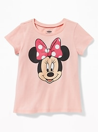 Disney&#169 Minnie Mouse Tee for Toddler Girls