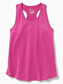 Go-Dry Cool Racerback Tank for Girls