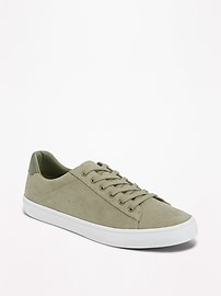 Sueded Classic Sneakers for Women