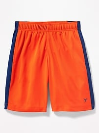 Go-Dry Mesh Shorts for Boys