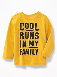 T-shirt à imprimé pour tout-petit garçon