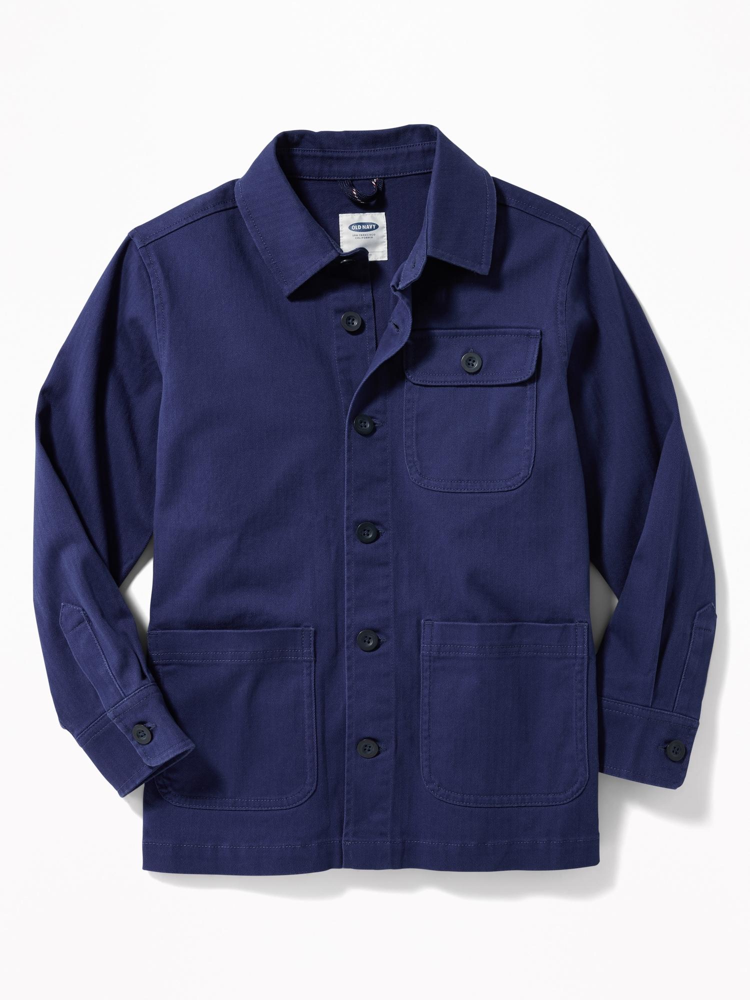 fb9a7bdb22b3 Built-In Flex Chore Jacket for Boys