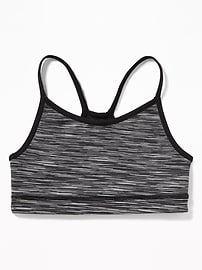 Reversible Sports Bra for Girls