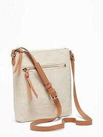 Canvas Swingpack Bag for Women