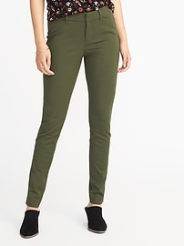Mid-Rise Pixie Long Pants for Women