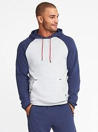 Go-Dry Pullover Fleece Hoodie for Men