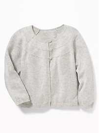 Split-Front Cardi for Baby