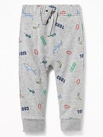 Pantalon d'entraînement à imprimé pour tout-petit