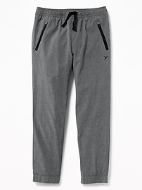 Utility Performance Joggers for Boys