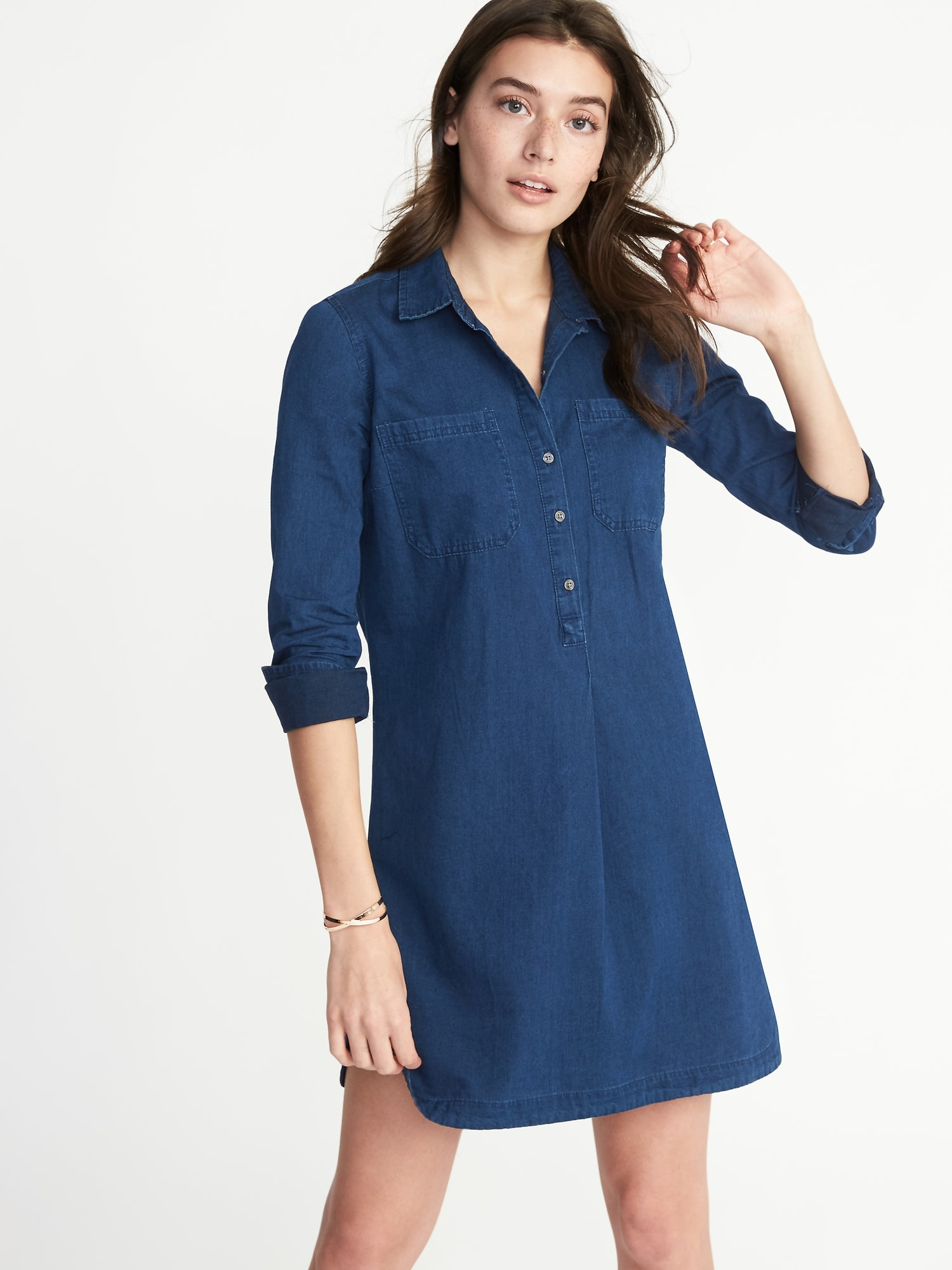 To acquire Shirt dress for women picture trends