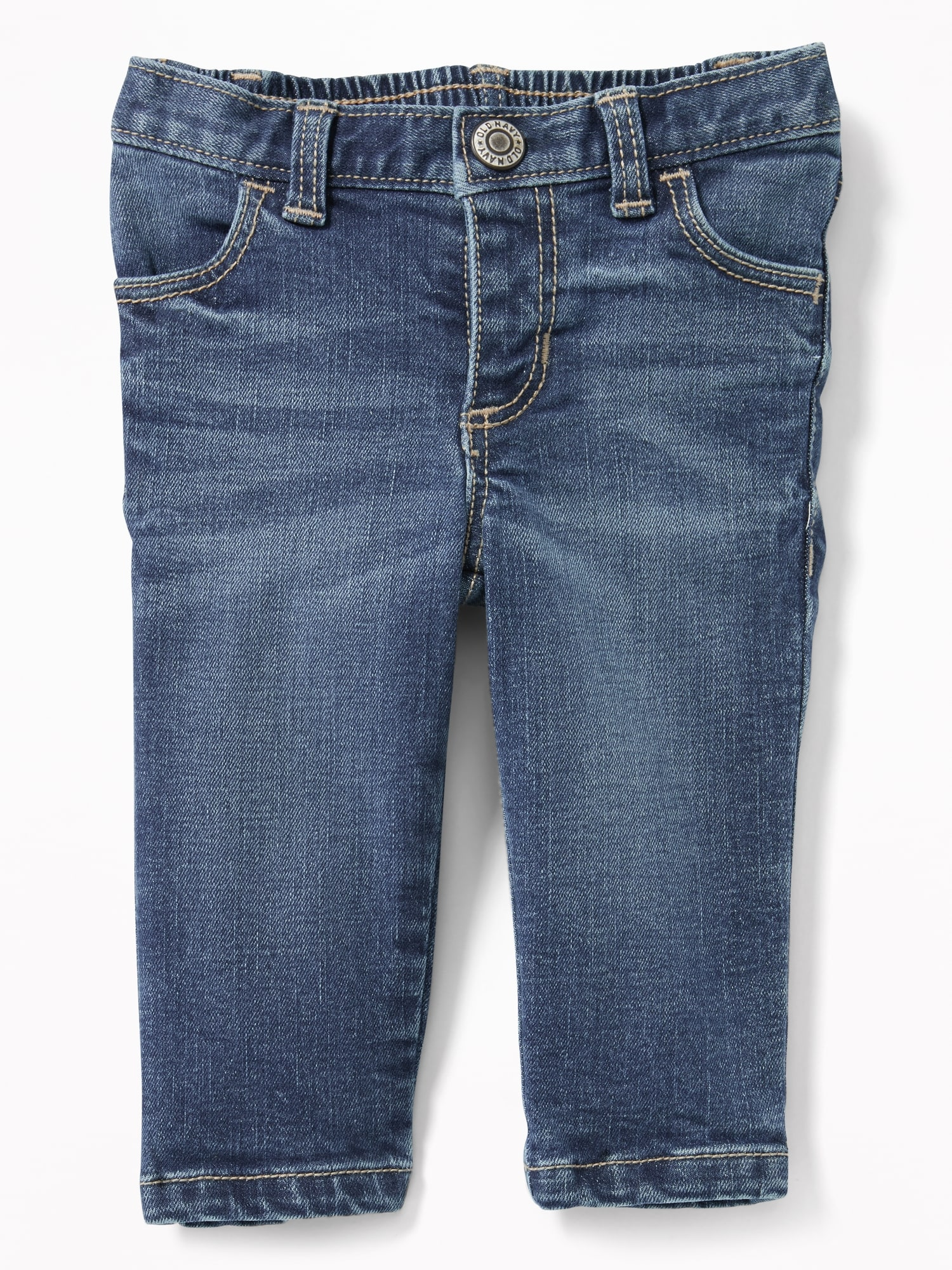 6f8129c5244 Skinny Built-In Flex Max Karate Jeans for Baby