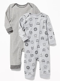2-Pack One-Piece Set for Baby