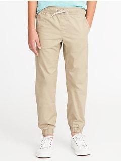 Pantalon d'entraînement sans plis Built-In Flex pour garçon