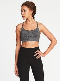 Light Support Cami Sports Bra for Women