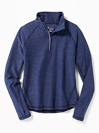 1/4-Zip Performance Pullover for Girls