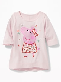 Peppa Pig&#153 Jersey Tunic for Toddler Girls
