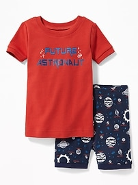 """Future Astronaut"" Sleep Set for Toddler & Baby"