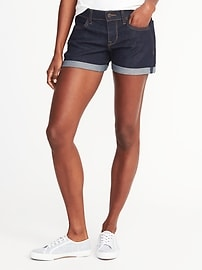 "Denim Shorts for Women (3 1/2"")"