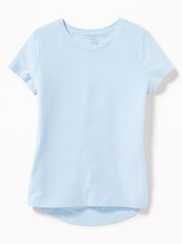 Relaxed Softest Tee for Girls