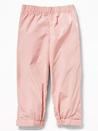 Rain Pants for Toddler Girls