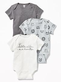 Cache-couche pour bébé (paquet de 3)