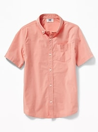 Built-In Flex Pocket Shirt for Boys