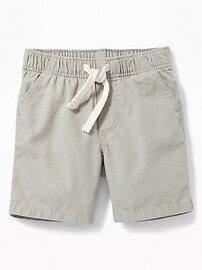 Ripstop Pull-On Shorts for Baby