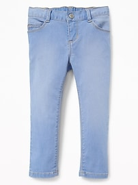 Skinny Ballerina Jeans for Toddler Girls