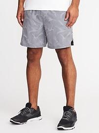 "Go-Dry 4-Way Stretch Run Shorts for Men (7"")"