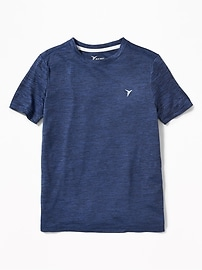Go-Dry Performance Tee for Boys