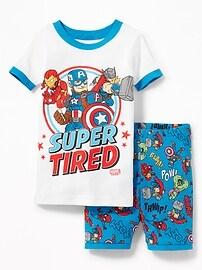 Pyjama 2pièces Marvel ComicsMC pour tout-petit et bébé