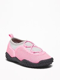 Mesh Swim Shoes for Toddler Girls