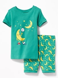 Banana-Moon Sleep Set for Toddler & Baby