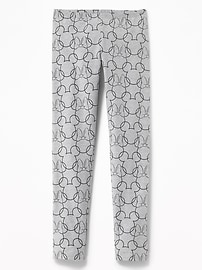 Disney&#169 Mickey Mouse Leggings for Girls