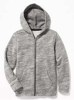 Gender-Neutral Uniform Zip Hoodie for Kids