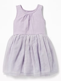 Sleeveless Tutu Dress for Baby