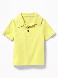 Jersey Polo for Toddler Boys