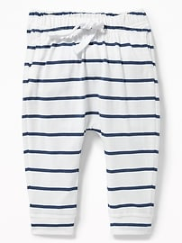 Jersey Pull-On Pants for Baby