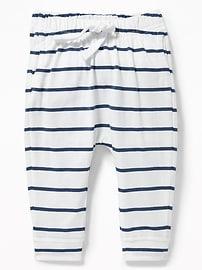 Pantalon à enfiler en jersey pour bébé