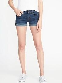Short coupe boyfriend pour femme (8cm)