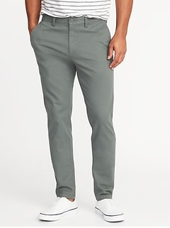 Relaxed Slim Ultimate Built-In Flex Khakis for Men