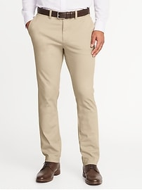 Slim Ultimate Built-In Flex 360° Khakis for Men