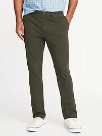 Slim Ultimate Built-In Flex Ripstop Pants for Men