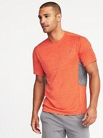 T-shirt Go-Fresh anti-odeur pour homme