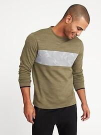 Go-Dry Fleece Sweatshirt for Men