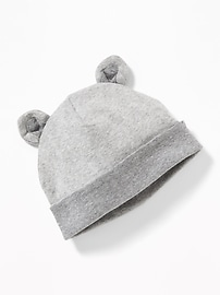 Critter Beanie for Baby