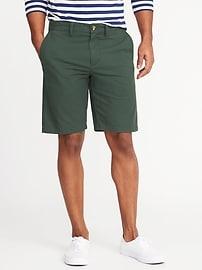 "Ultimate Slim Built-In Flex Ripstop Shorts for Men (10"")"
