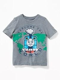 T-shirt «Explore the World» de Thomas the Tank EngineMC pour tout-petit garçon